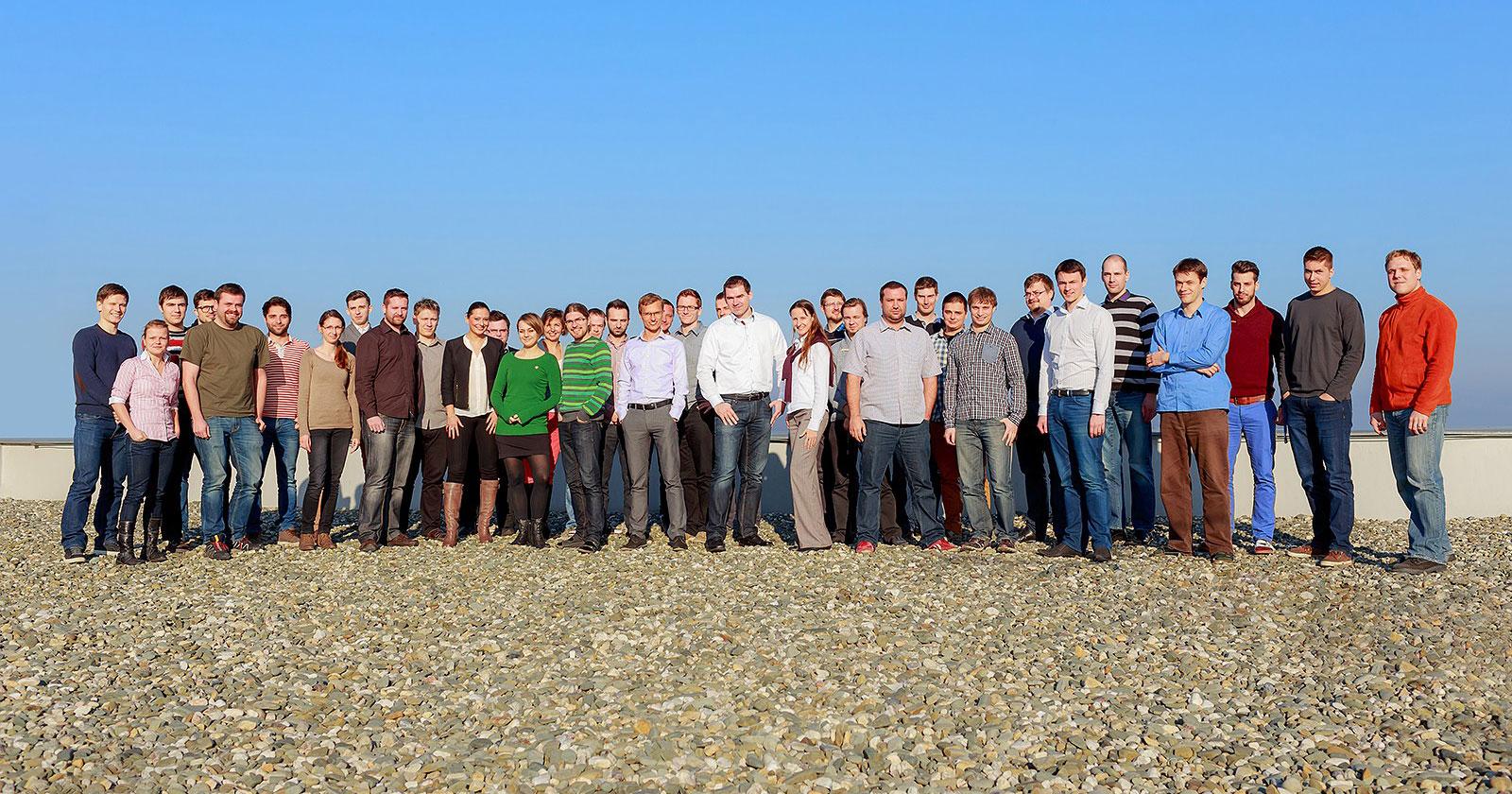 Safetica team
