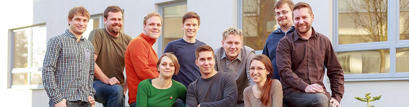 Vývojový tým Safetica