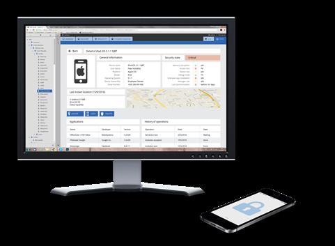 Safetica Mobile
