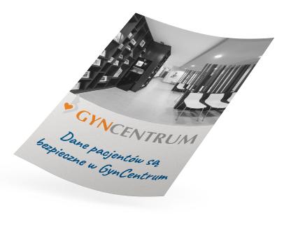 Safetica chroni dane GynCentrum