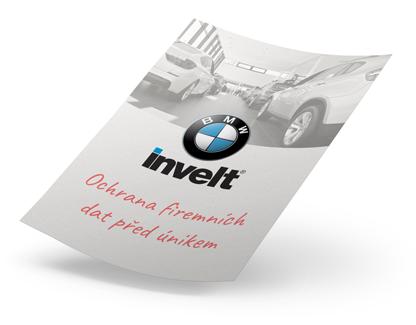 Ochrana dat v BMW Invelt