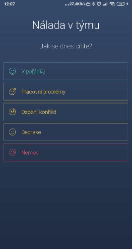 Safetica zámek obrazovky